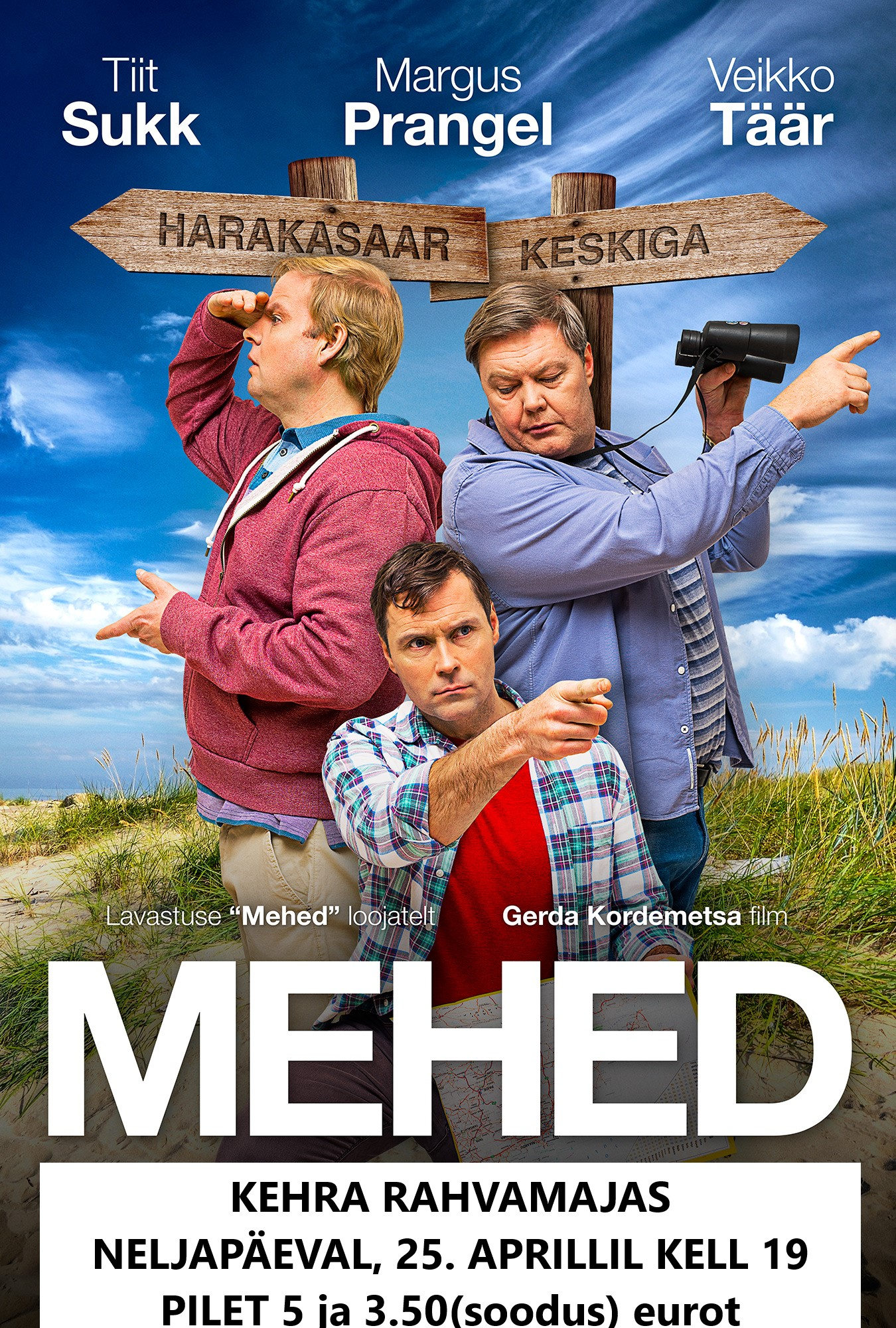"c4c1d79686d Uus eesti film ""Mehed"". – Anija valla kalender"