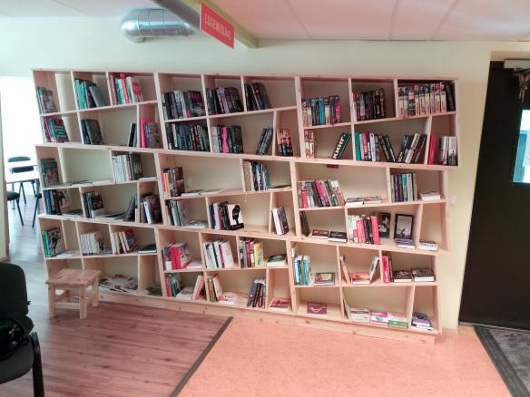 Kehra Raamatukogu
